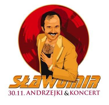 Andrzejki 30.11- Koncert Sławomira - Andrzejki