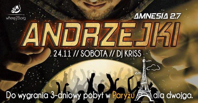 Andrzejki x Wygraj wycieczkę do Paryża! - Andrzejki