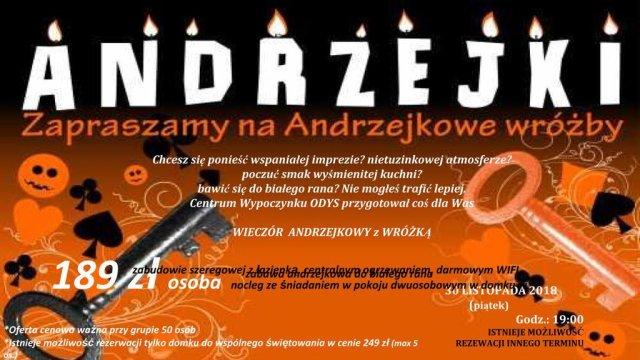 Zabawa Andrzejkowa z wróżką w górach! - Andrzejki