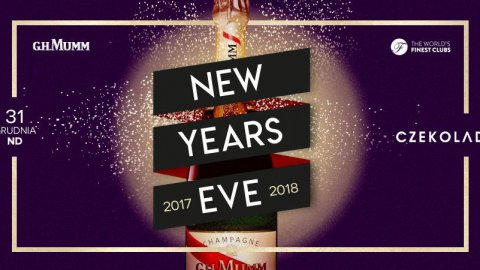 Sylwester New Years Eve 2017/2018 - Sylwester