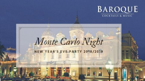 "Sylwester ""Monte Carlo Night by Baroque"" - Sylwester"