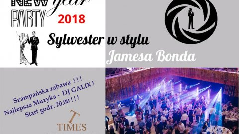 TIMES EVENT CENTER - Sylwester