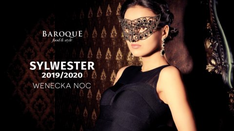 Wenecka Noc Masquerade New Year?s Eve Party - Sylwester