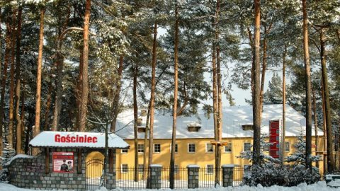 Sylwester All inclusive Borne Sulinowo - Sylwester