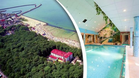SYLWESTER NAD MORZEM ALL INCLUSIVE - Sylwester