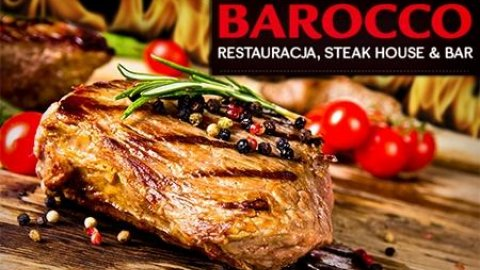 Barocco Restauracja SteakHouse & Bar - Sylwester